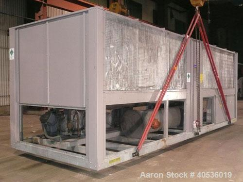 Used- Carrier 190 Ton, Model 30GTN190, Reciprocating Compressor. 460/3/60 Volts. Originally manufactured in 2001.
