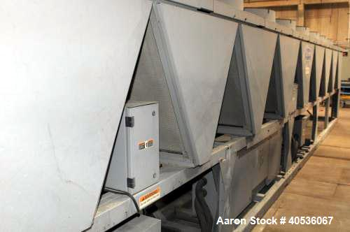 Used- Carrier Air Cooled Screw Chiller, Model 30XAA3506T - 5 - H33.