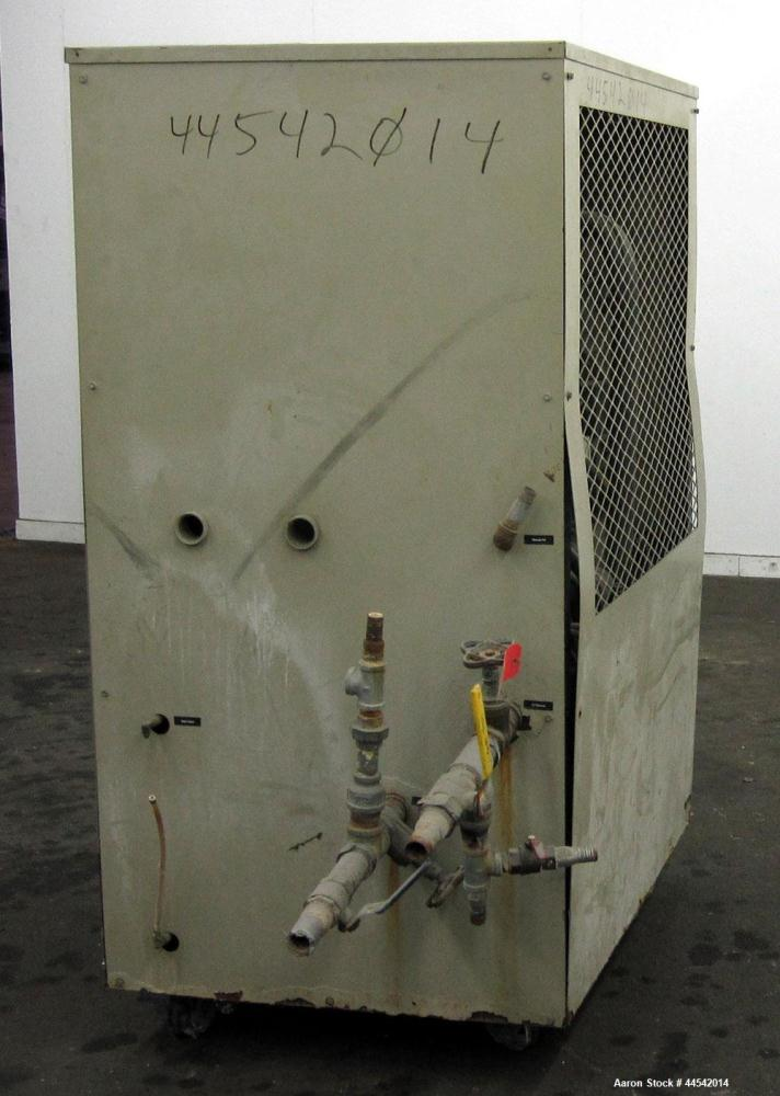 Used- Conair MicroKool Chiller, Model MPA-7.5, Approximately 6.9 tons. Air cooled. Temperature range 20 to 65 degrees F. Inc...