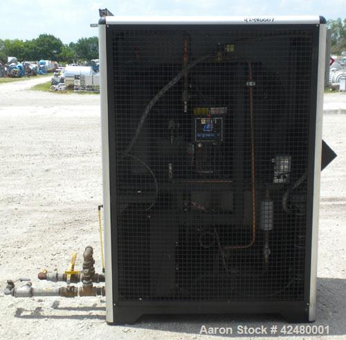Used- Conair PC Series Air Cooled Chiller, Model PCA10. Nominal capacity 8.75-9.90 tons. 3/60/460 volt, 25 amps. Includes a ...