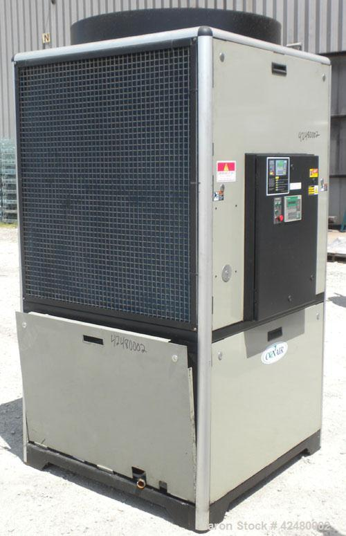 Used- Conair PC Series Air Cooled Portable Chiller, Model PCA20. Nominal capacity 19.0-19.9 tons. 3/60/460 volt, 51 amps. In...