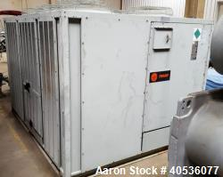 Used- 60 Nominal Ton Trane Air Cooled Chiller.