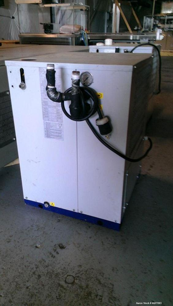 Used- 1.25 Ton MTA Air Cooled Chiller, Type TAEevo