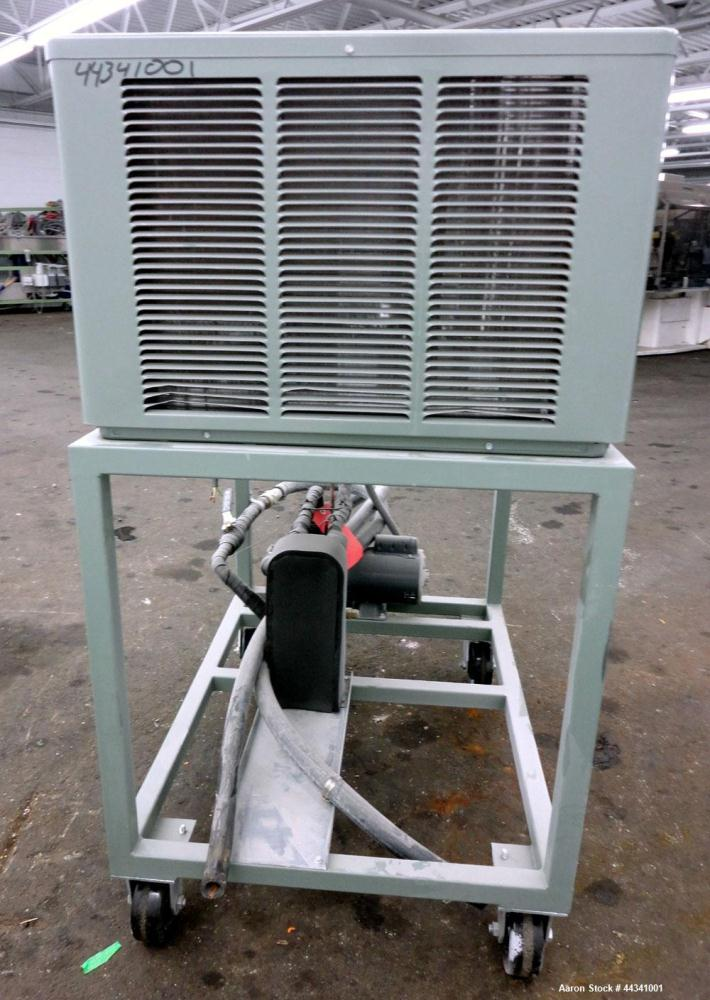 Used- Cold Shot Chiller, 2 Tons, Model ACWC-24-ERF. Air cooled, 1/208/230 Volts, 60 hertz. Freon: 2.5# R-22. Includes a 1hp ...