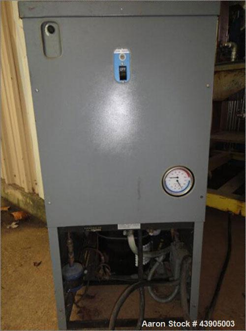 Used- Haskris Refrigerated Water Recirculation Chiller, Approximately ½ Ton, Model R050K. 1/60/115 volt. Air cooled. Cooling...
