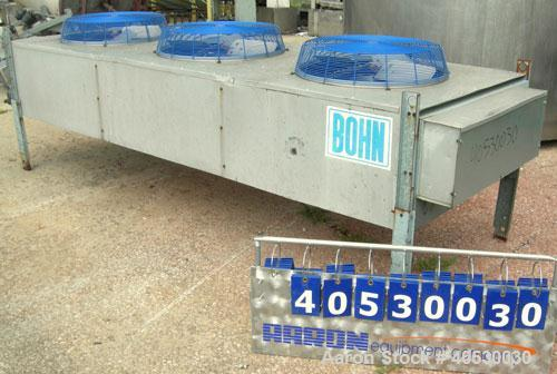 Used- Refrigeration Systems Package Chiller, 10 ton, model VCHS-10W-1SS. (1) Copeland compressor, model 9RCI-1010-THD. Tempe...