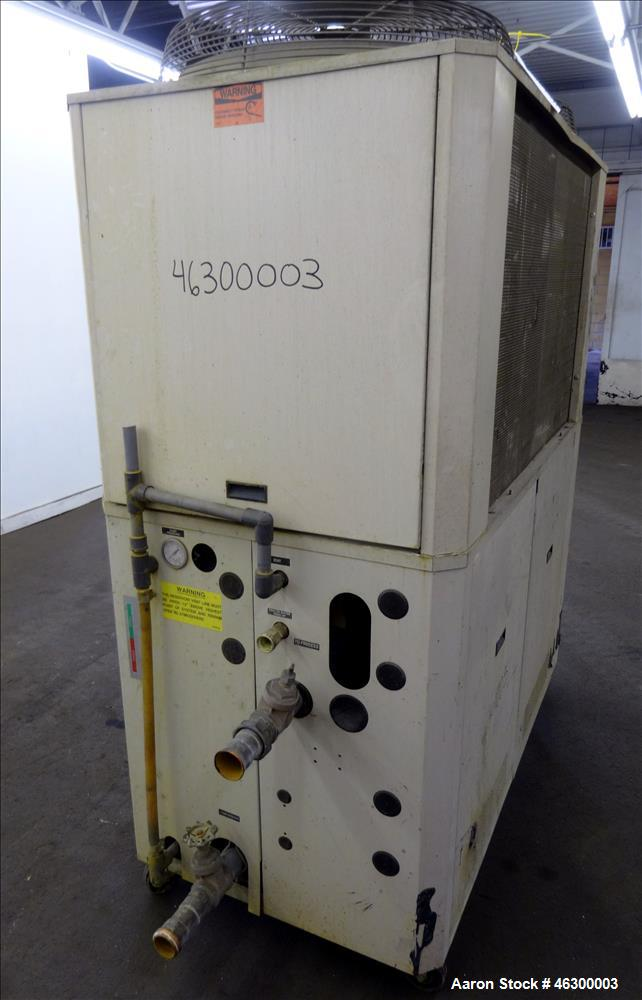 Used- Sterlco Portable Chiller, Model SMCA 15, Air Cooled.