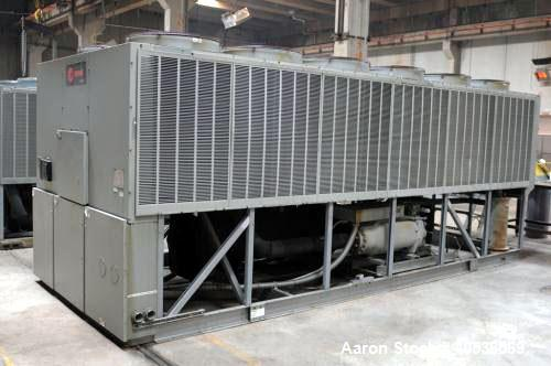 Used- Trane Air Cooled Screw Chiller