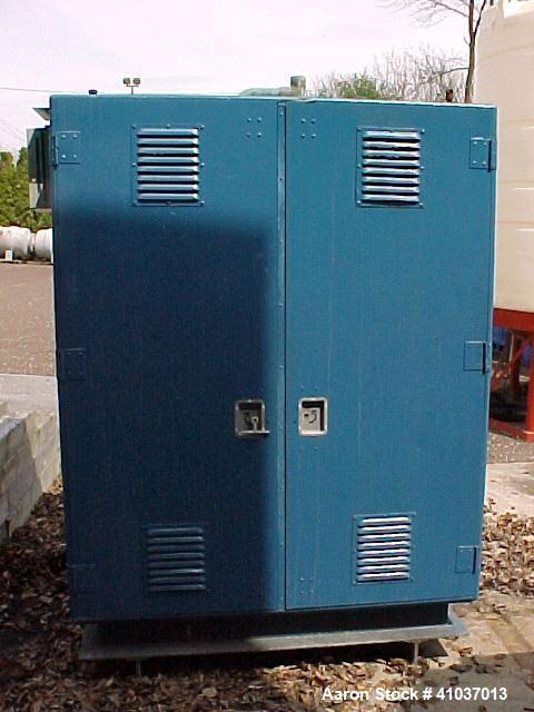 Dual-Sided Liquid Process Heating and Chiller Unit