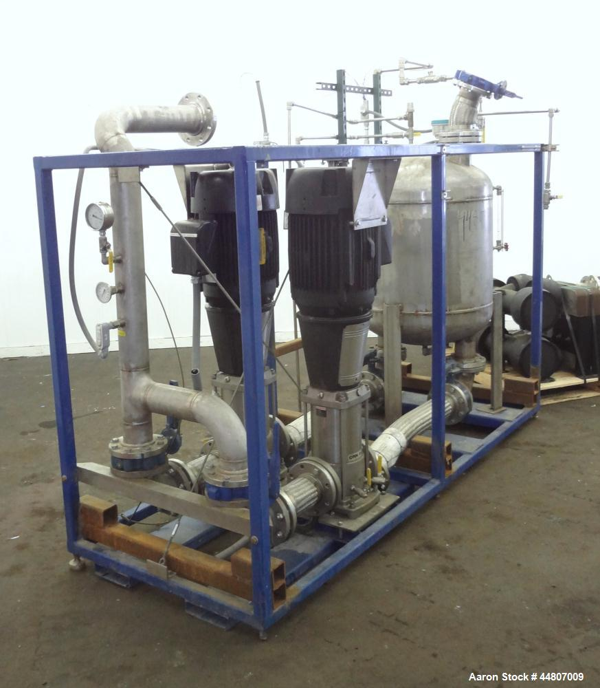 Used- Cold Water System