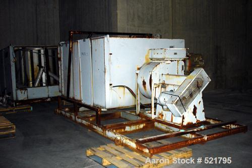 Unused-UNUSED: Bry-Air dehumidification system, model MVB60-DS-CHWD.6000 cfm rated capacity. Includes (2) Twin City fans. 3 ...