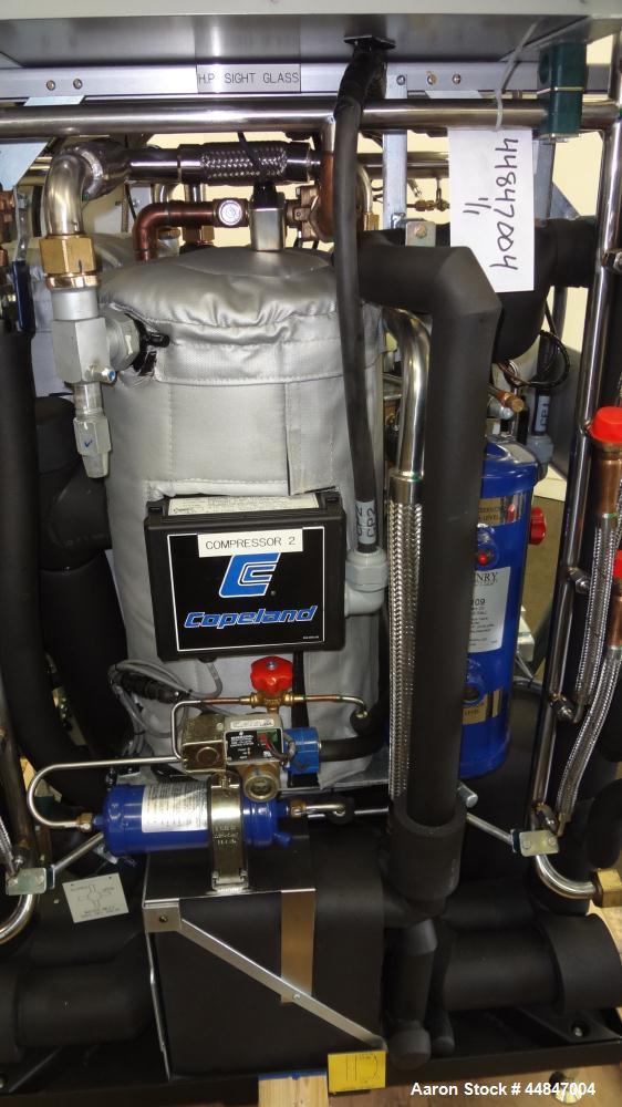 Copeland AMD Refrigerant Pack System, Model ZF48K4E-TWD-551