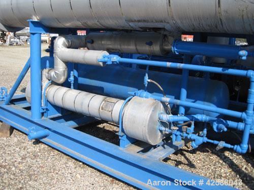 Used- FES Chiller, 50 Ton, Model 132. 150hp, 3/60/460 volt.
