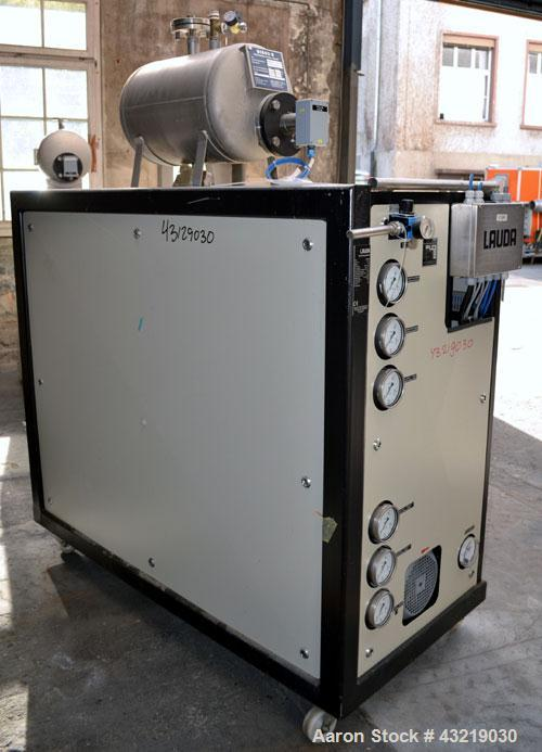 Used- Lauda Secondary Circle Unit Cooler, Type TR400K
