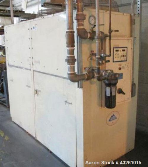 Used- Schreiber Air Cooled Chiller, Model 2500AC, approximate 25 tons.