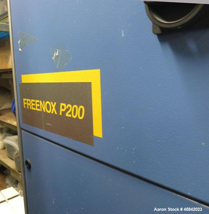 Used-Freenox Heat Exchanger, Type P200H, Built in 2004