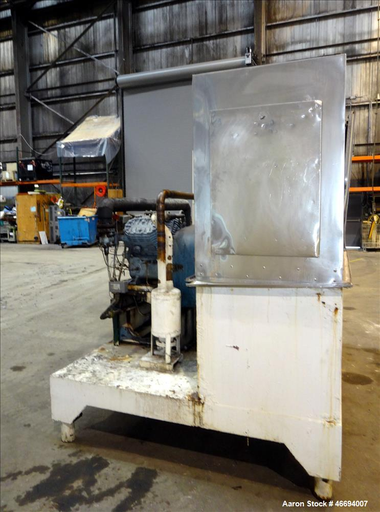 Used- Potter & Rayfield Instantaneous Water Cooling Plate Chiller