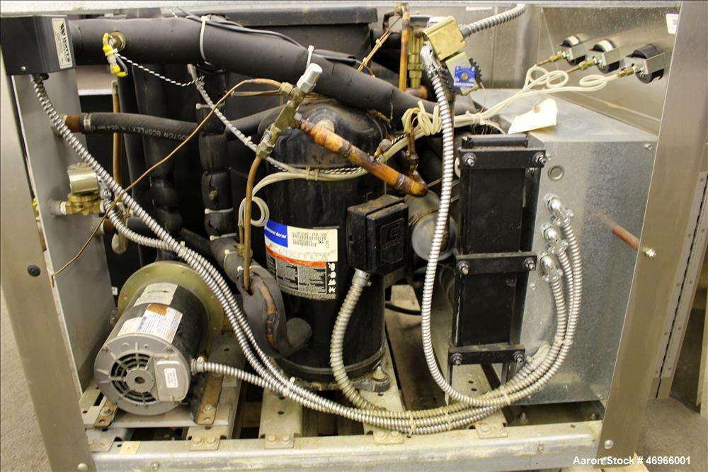 Used- Advantage Engineering Maximum Series Portable Water Cooled Chiller