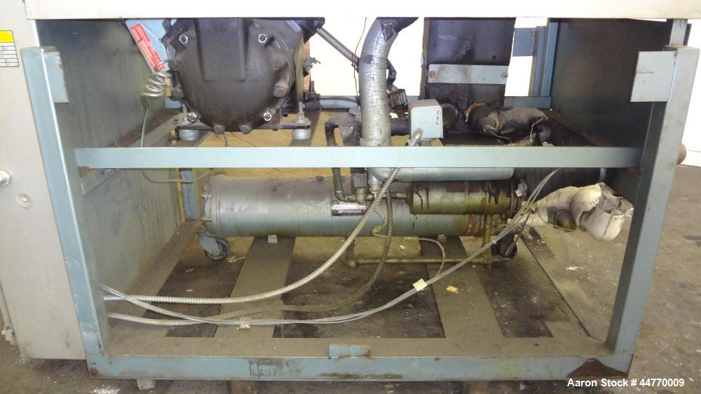 Used- Advantage Engineering Maximum Series Water Cooled Chiller, Model MX-20W-SP-40SRX. Cooling capacity 22.7 tons. Temperat...