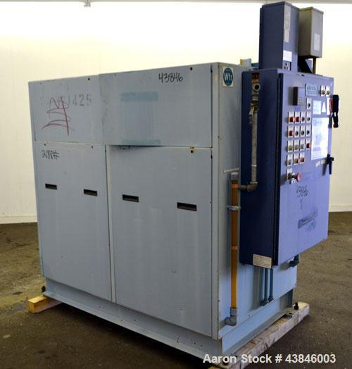Used- 12 Ton Alpha Environmental Refrigeration Water Cooled Chiller, Model PCWSH
