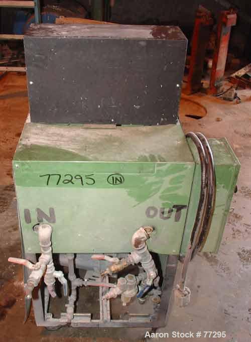 Used- Berg Chiller, Model 1WT-930-D, Approximately 1 ton. 3/575 volt, 11 amp.