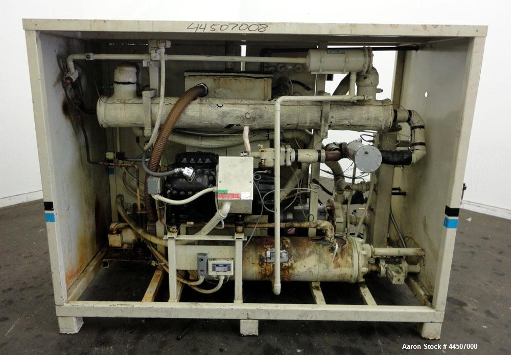 Used- Cincinnati Milacron Water Cooled Chiller, Model RC-30WS
