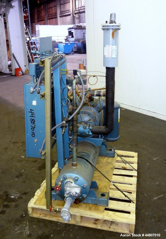 R22 Refrigerant For Sale >> Used- Dunham Bush Small Package Water Cooled Chil