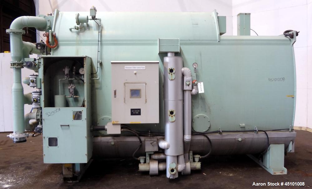 Used- Nishiyodo NADAC Series Absorption Chiller, NADAC-150