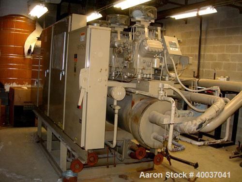 Used- RAE Corp Technical Systems Division Chiller, Model 34WOCM180SX