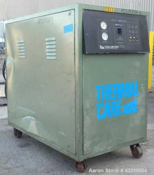 Used- Thermalcare/Mayer Portable Accu-Chiller, Model AQOW0803X