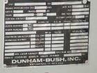 Used- Dunham Bush Industrial Package Chiller, 10 Ton, Model IPWM010Q. Water cooled, 400 psi high side, 230 low. R22 refriger...