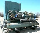 Used- 50 Ton Trane/Conair Package Chiller, Model CGWBC501MBNFF42K