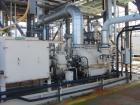 Used-York 650 ton multistage centrifugal OM compressor, 1500 hp drive, designed for -10 deg F brine, used for chlorine lique...
