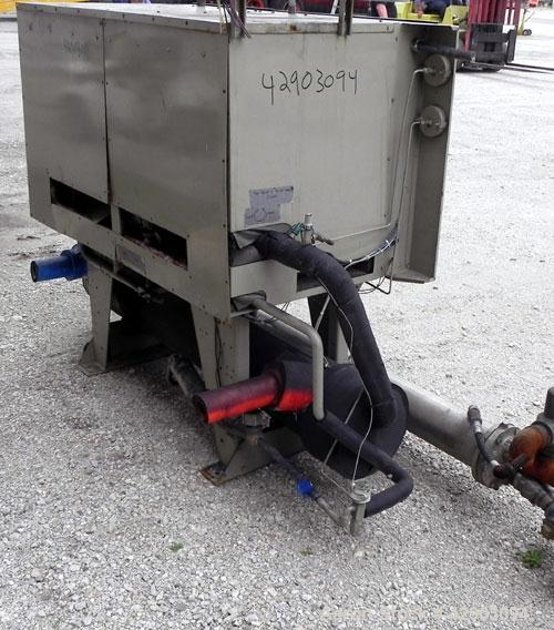 Used- Trane Cold Generator Water Cooled Scroll Liquid Package Chiller, 25 Tons, Model CGWD0254CG0HAD2R1FFBAUHG. 460/60/3, 25...