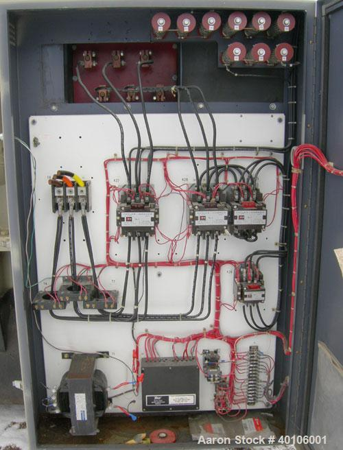 Used-Trane Centravac Liquid Chiller, Model CVHE-M-2C