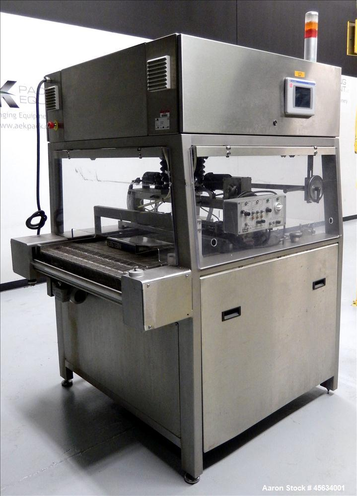 Used- Nielsen Model Junior Type 850 Enrober.