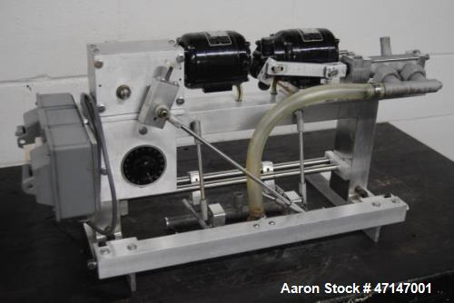 """Used- Woody 10"""" Double Loop Stringer with Chocolate Pump. Viking G32 pump with DC motor double Loop, heater for pipe with th..."""