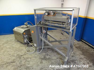 "Used- Sollich Model - DC4-620, 620 mm (24"") Wide Decormatic Decorating Unit. Decorating tube has 5 nozzles on 5"" centers. Se..."