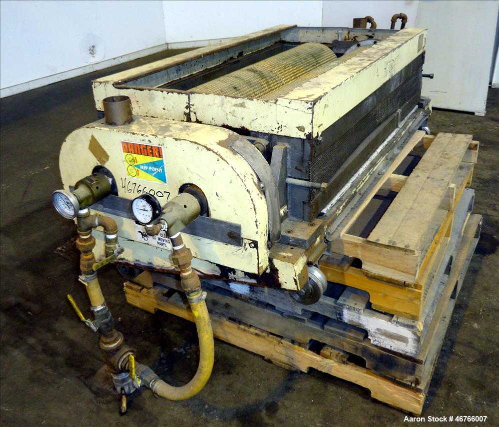 Used- Carle & Montanari Lentil Machine, Model Smart/300.