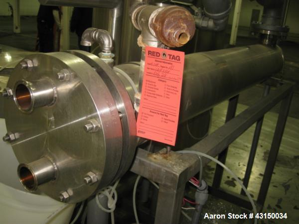 Used- Clean In Place Skid System