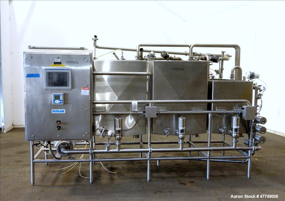 Used- Ecolab CIP System