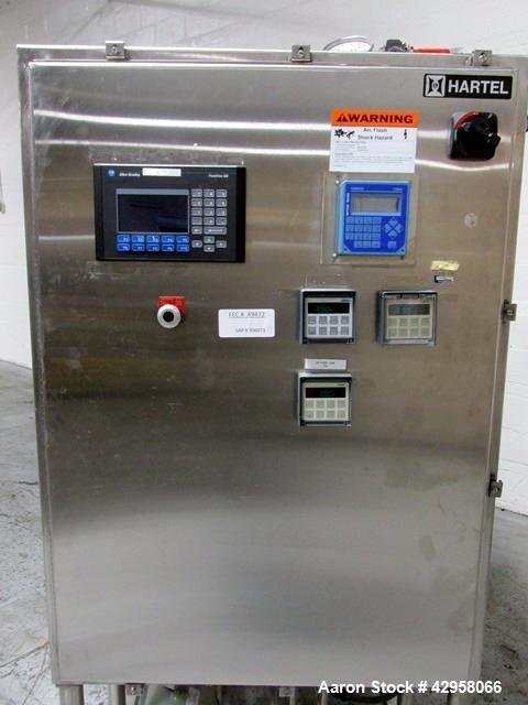 Used- Hartel CIP System