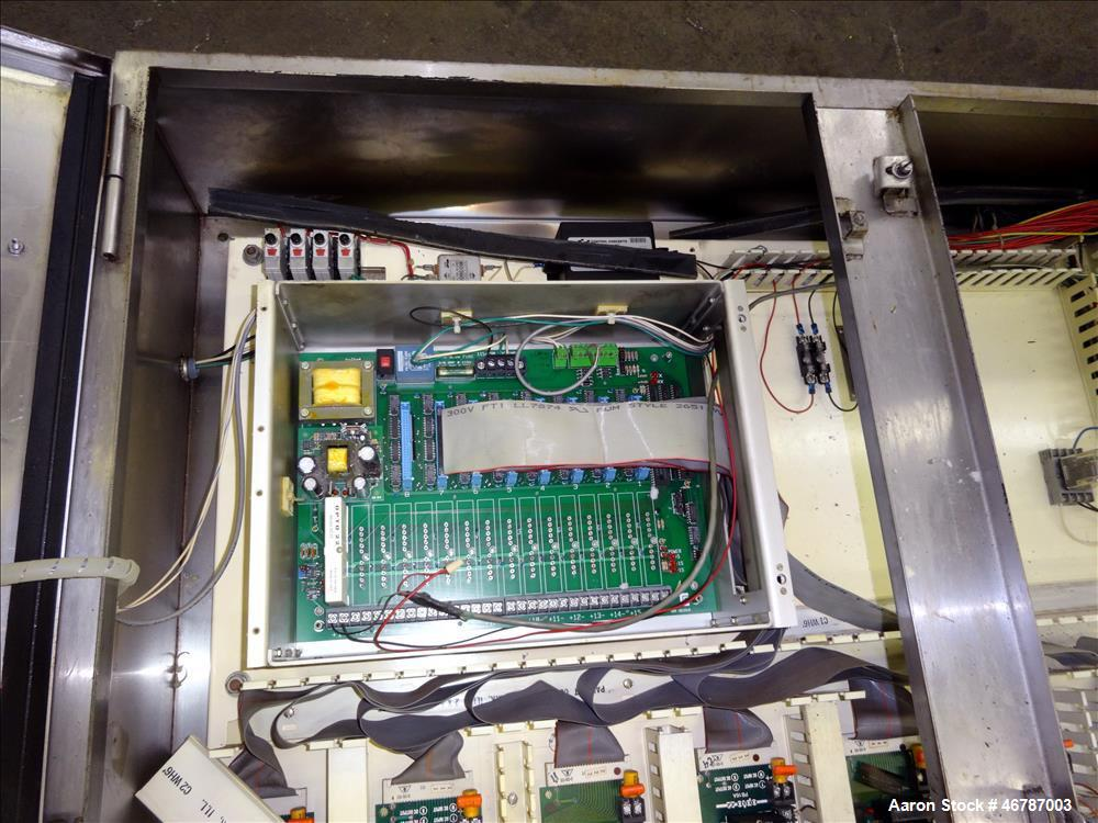 Used- Klenzade CIP System Model KLENZMATION With MP1800 Turbo Controller