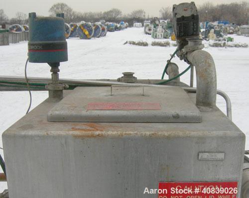Used- Klenzade Single Tank CIP System