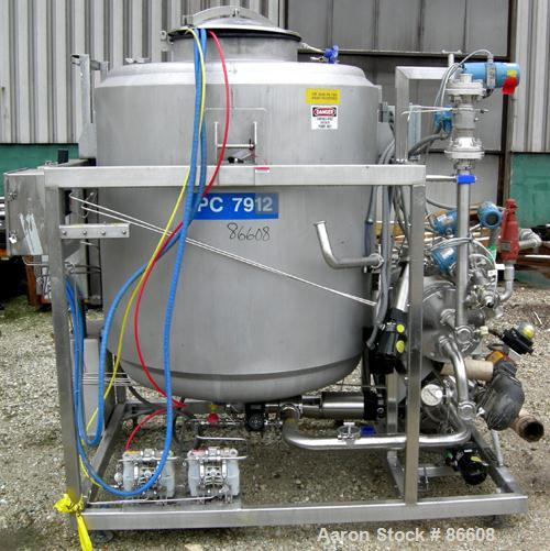 Used- Martin Petersen CIP System