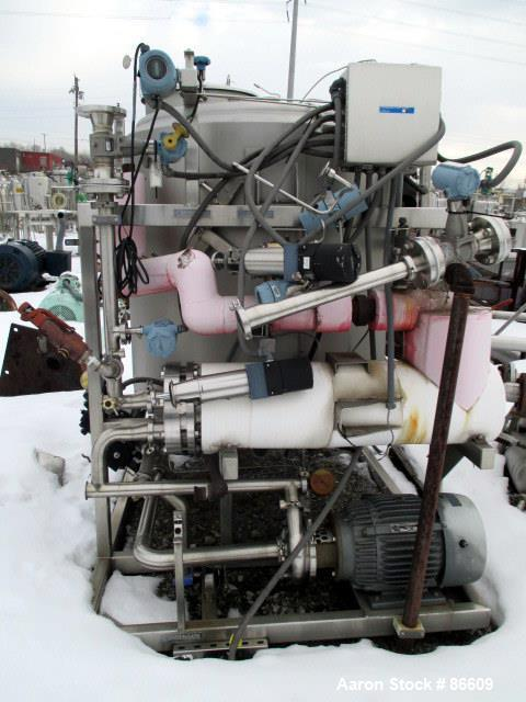 Used- Martin Petersen CIP Skid