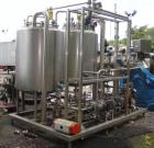 Used- Feldmeier Clean-In-Place System