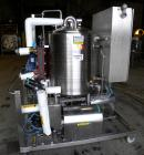 Used- Packo Inox PMC Mobile Clean In Place System consisting of: (1) Packo 300 liter, 316 stainless steel tank; (1) Packo pu...