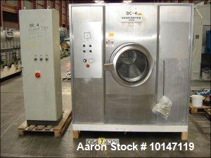 Used- Stainless Steel Driam Driacoater 1600