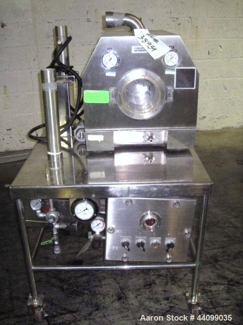 Used- Vector Hi Coater, Model HCT-30